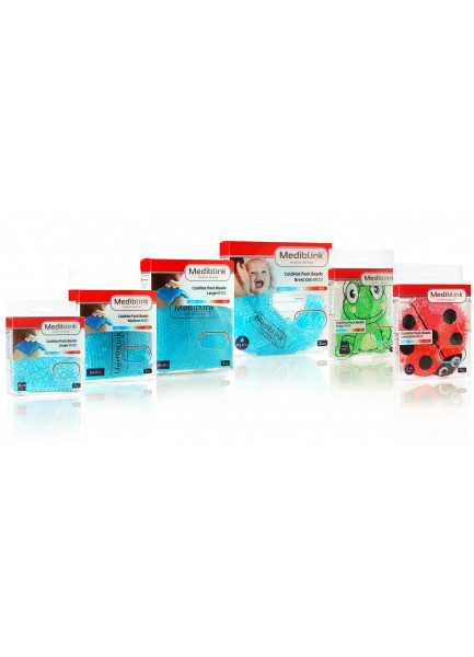 MEDIBLINK Cold/Hot pack beads, XL 20,5 x 38,5 cm M126
