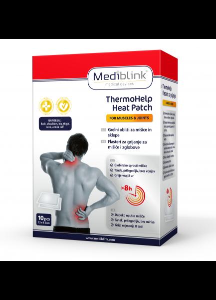 MEDIBLINK Heat Patch ThermoHelp 10 pcs M103