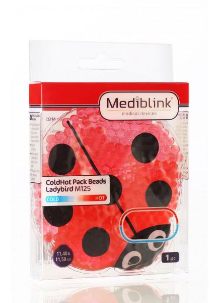 MEDIBLINK ColdHot pack beads, Ladybird 11,4 x 11,5 cm M125