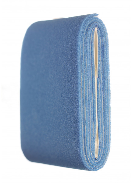 MEDIBLINK Self-Adherent Water Resistant Bandage AquaSoft, Blue M142
